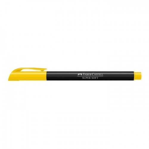 HIDROGRAFICA SUPERSOFT BRUSH PEN AMARELO - HSOFT/AM