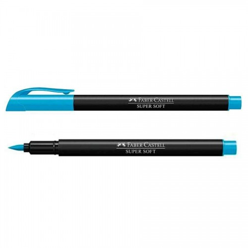 HIDROGRAFICA SUPERSOFT BRUSH PEN AZUL - HSOFT/AZ
